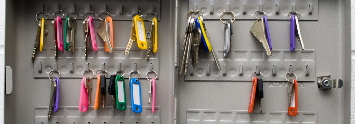 Gestion des clés par boitier sécurisé